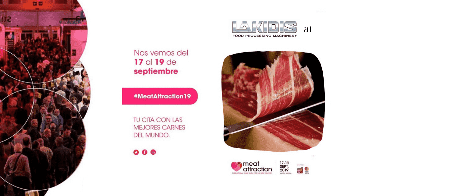 Lakidis at Meat Attraction 2019