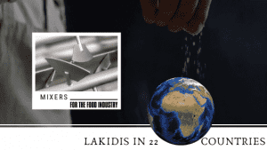 LAKIDIS 22 COUNTRIES