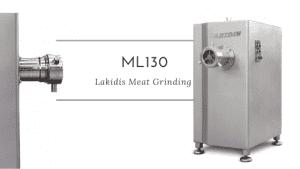 ML130 MEAT GRINDING